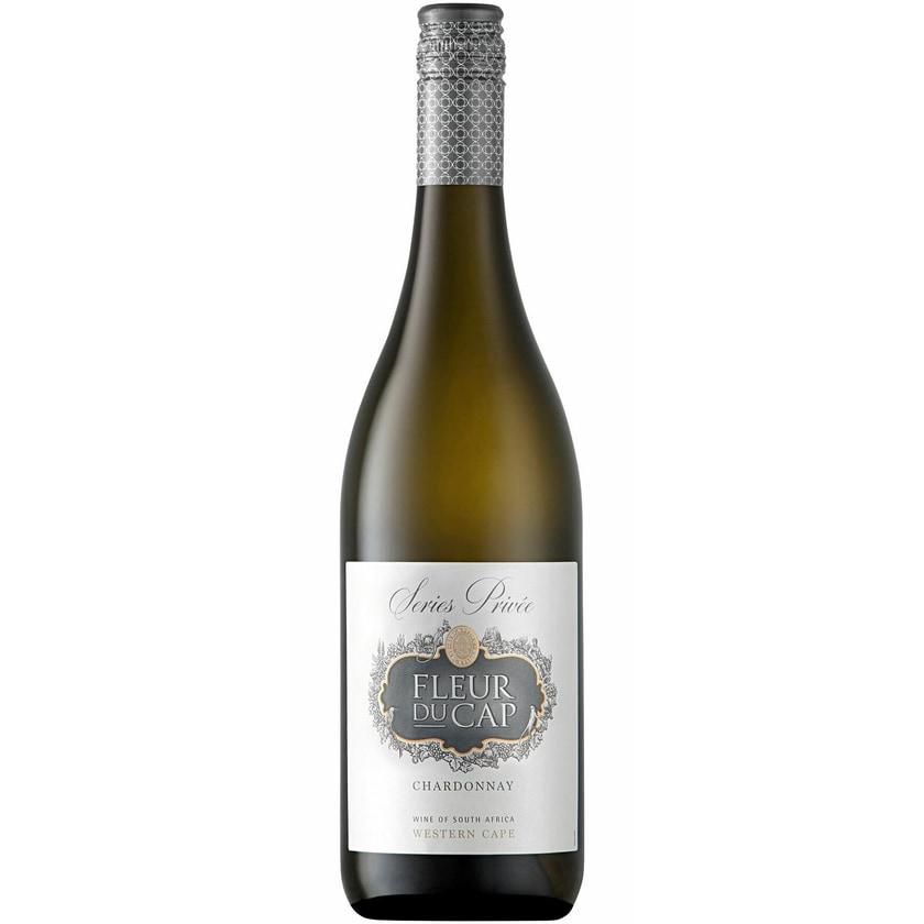 Fleur du Cap Chardonnay unfiltered Western Cape 2018 1 x 0.75 L