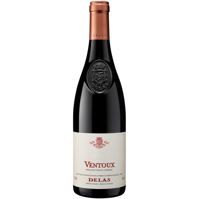 Delas Frères Ventoux Rhône 2019 Wein 1 x 0.75 l