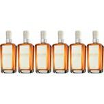 Les Bienheureux Bellevoye Blanc 40% vol Whisky aus Frankreich Whisky 6 x 0.7 l