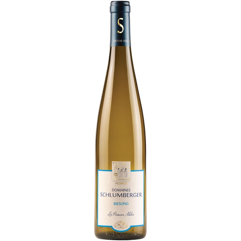 Domaines Schlumberger Riesling les Princes Abbés Elsass 2017 Wein 1 x 0.75 l