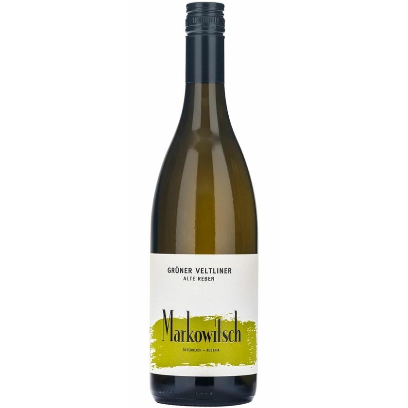 Weingut Gerhard Markowitsch Grüner Veltliner Alte Reben Niederösterreich 2019 Stillwein 1 x 0.75 L