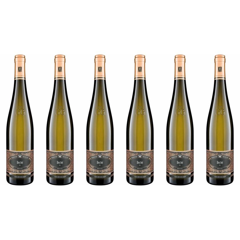 Weingüter Wegeler Doctor Riesling Mosel 2019 6 x 0.75 l