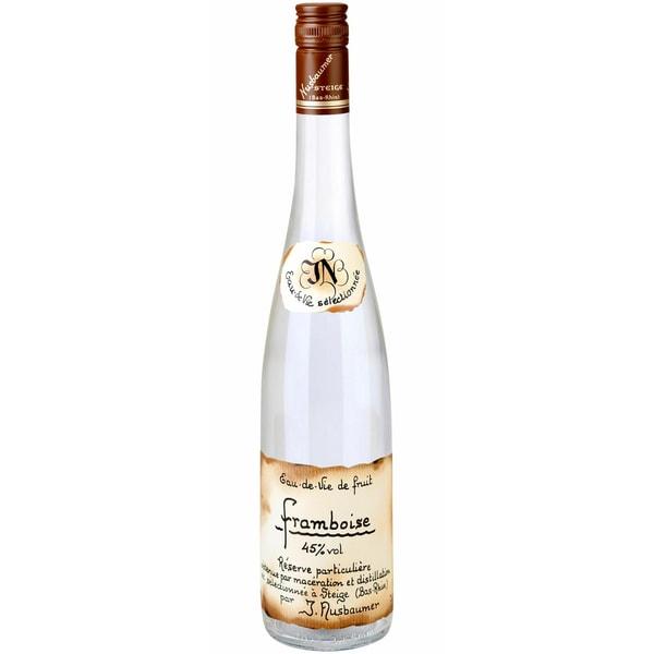 Distillerie Nusbaumer Framboise 45% vol Elsass Obstbrand 0.7 l