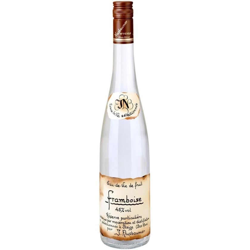 Distillerie Nusbaumer Framboise 45% vol Elsass Obstbrand 1 x 0.7 l