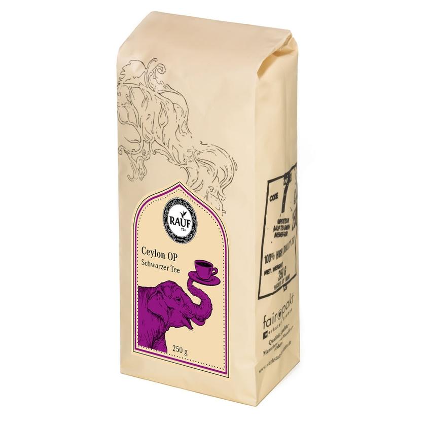 Rauf Tee Ceylon OP 250g