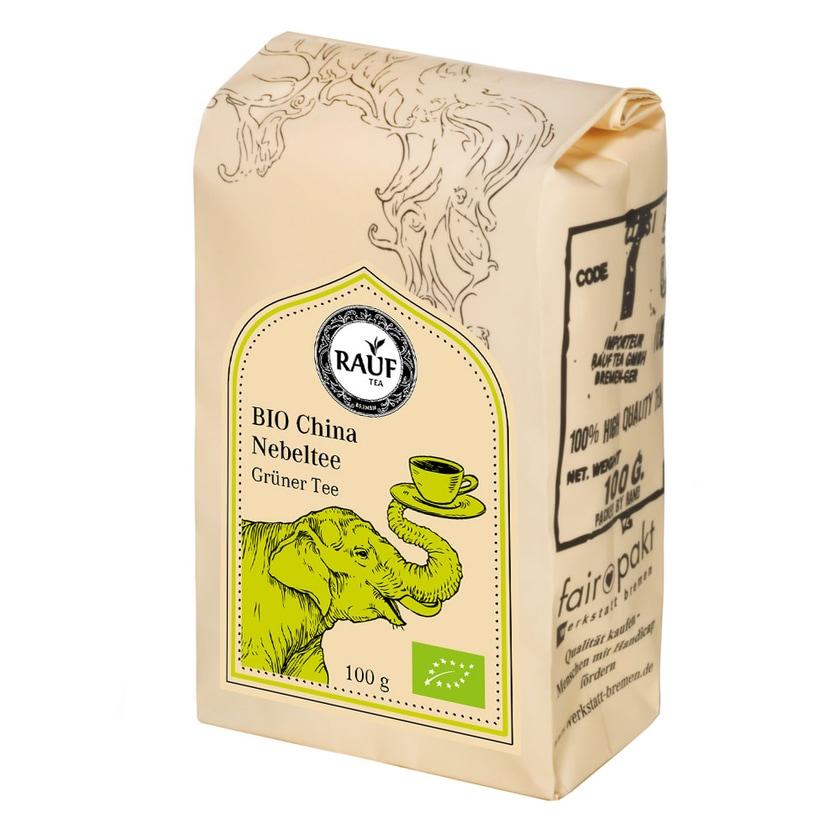 Rauf Tee BIO China Nebeltee 100g