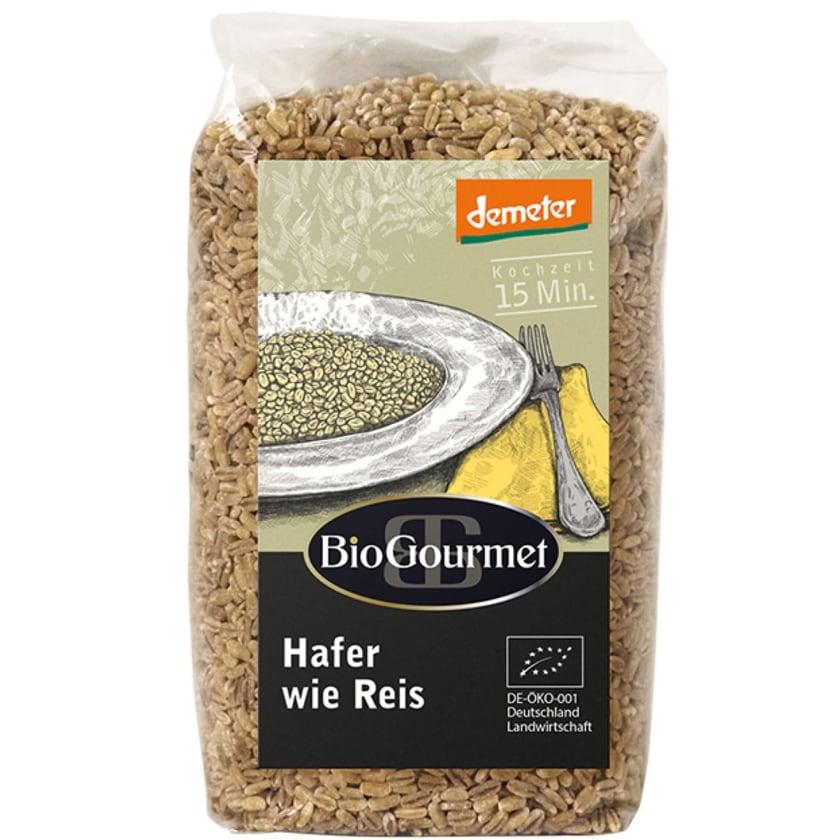 BioGourmet Hafer wie Reis Bio 500g
