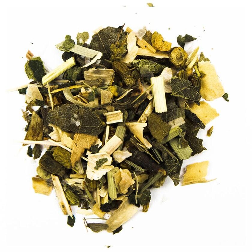Schrader Grüner Tee Lemon Bio 125g