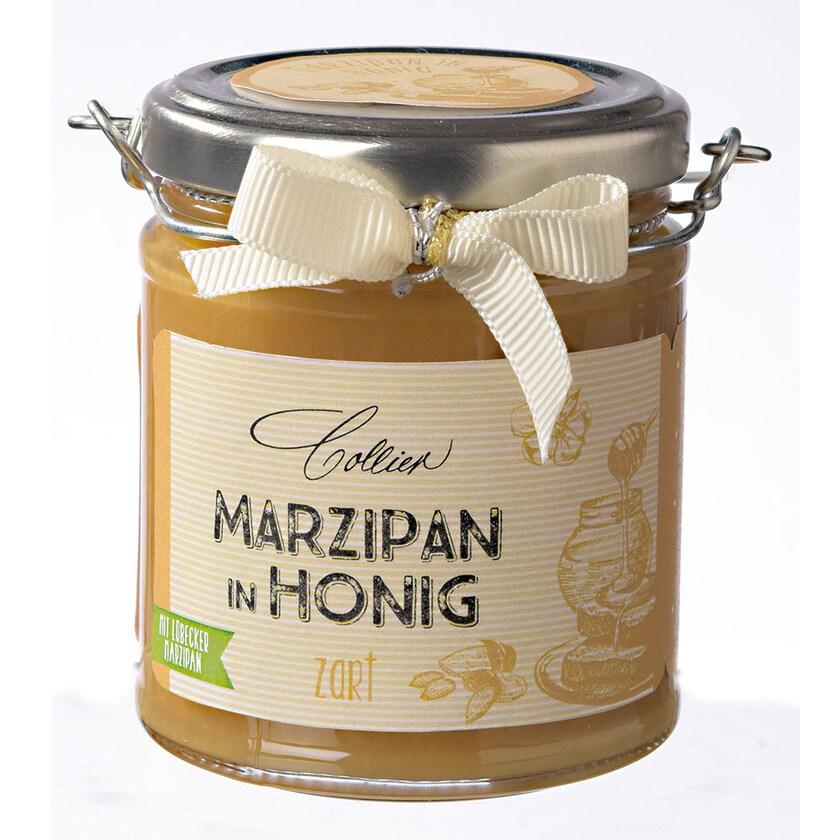 Collier Spezialitäten Marzipan in Honig 250g