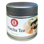 Schrader Matcha Tee Classic Bio 30g