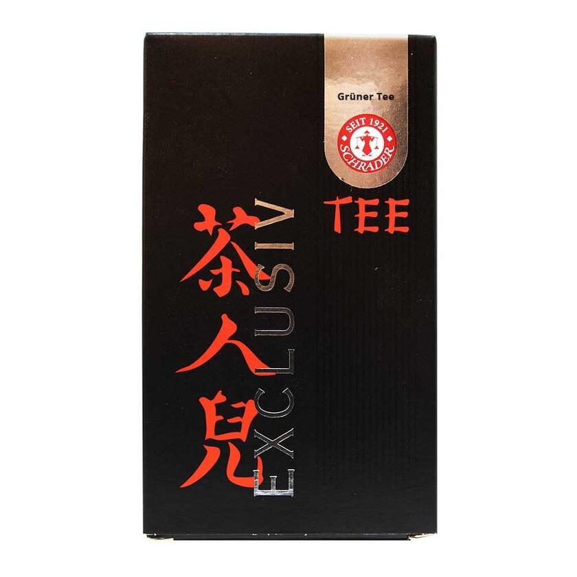 Schrader Grüner Tee Genmaicha Bio 150g