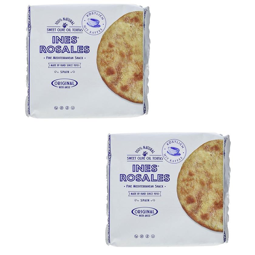 Tortas Ines Rosales 2er-Set 240g