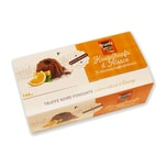 Bruntz Elsässer Gugelhupf-Kakaokonfekt mit Orange 144g