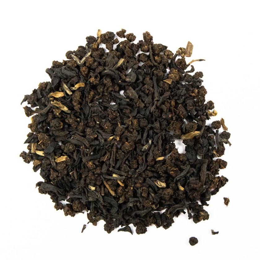Schrader Schwarzer Tee Assam entkoffeiniert Ostfriesische Mischung 100g