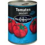 BioGourmet Tomaten geschält 400g