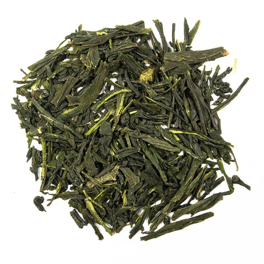 Schrader Grüner Tee Japan Kirishima Sencha Superior Bio 100g