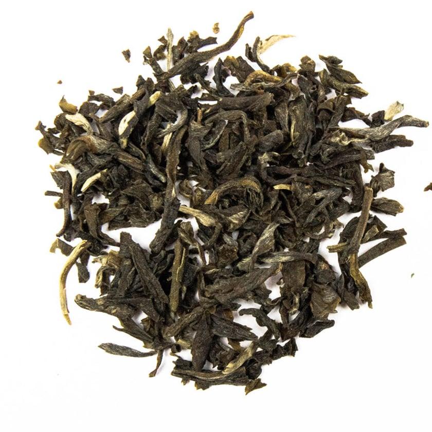 Schrader Weißer Tee China White Tips Pi Lo Chun Bio 100g