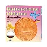 Wetzel Oblaten Buttercreme Amaretto 2er-Set 300g