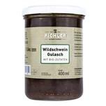 Pichler Biofleisch Wildschweingulasch Bio 400ml