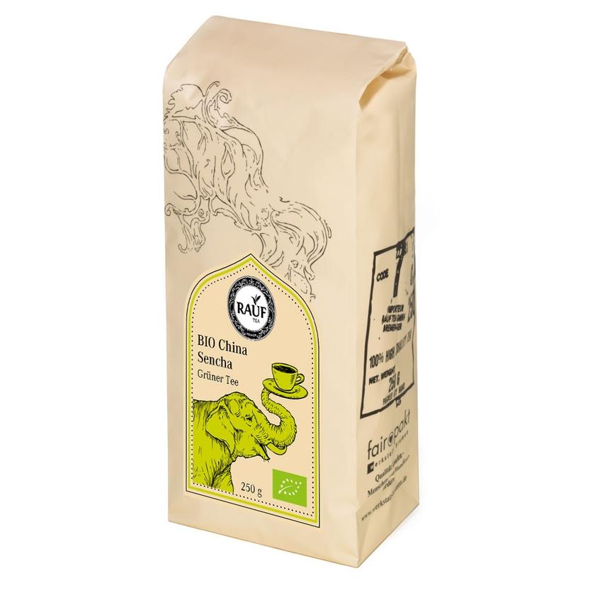 Rauf Tee BIO China Sencha 250g