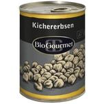 BioGourmet Kichererbsen gekocht Bio 400g
