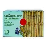 Abtswinder Teebeutel Grüner Tee Langes Leben 40g