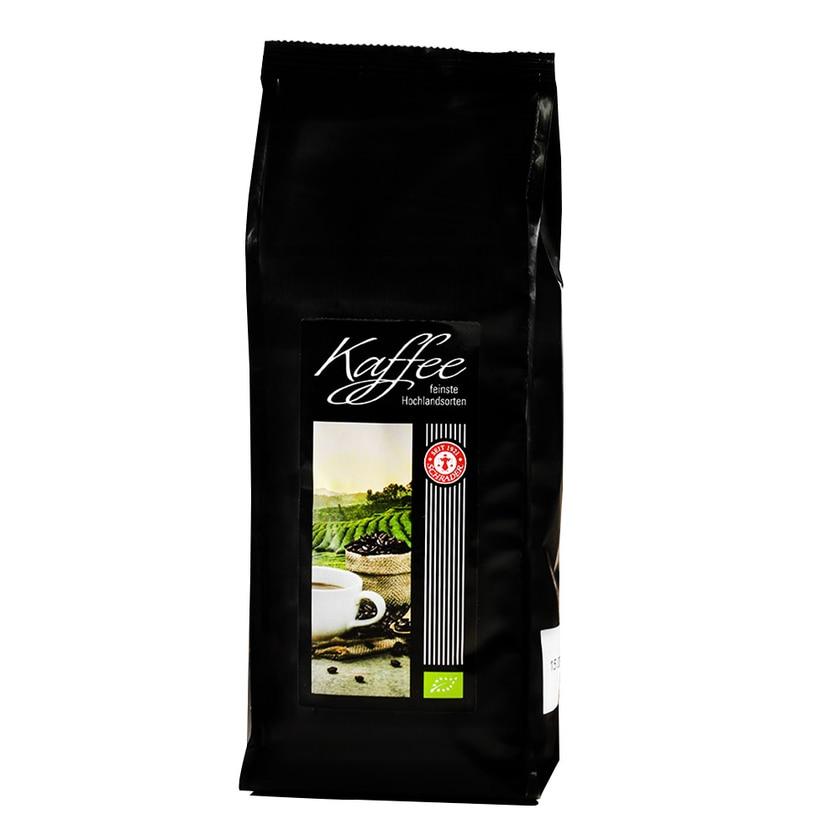 Schrader Kaffee Hausmischung Bio, gemahlen 250g