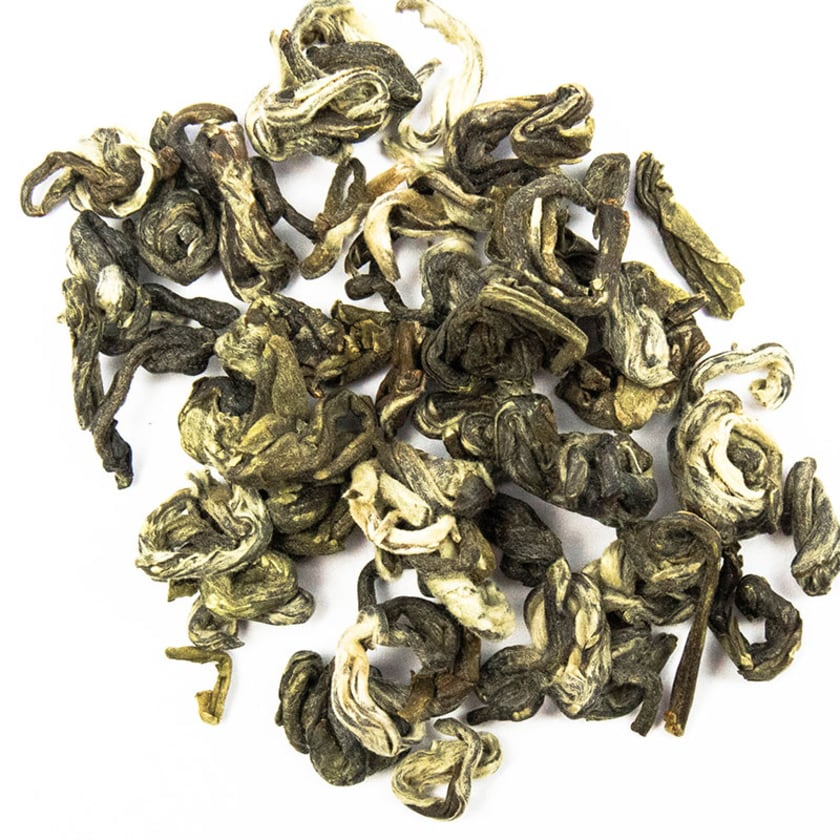 Schrader Weißer Tee China White Pearl Qucha Qingshan Bio 100g