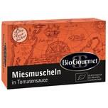 BioGourmet Miesmuscheln in Tomatensauce Bio 115g