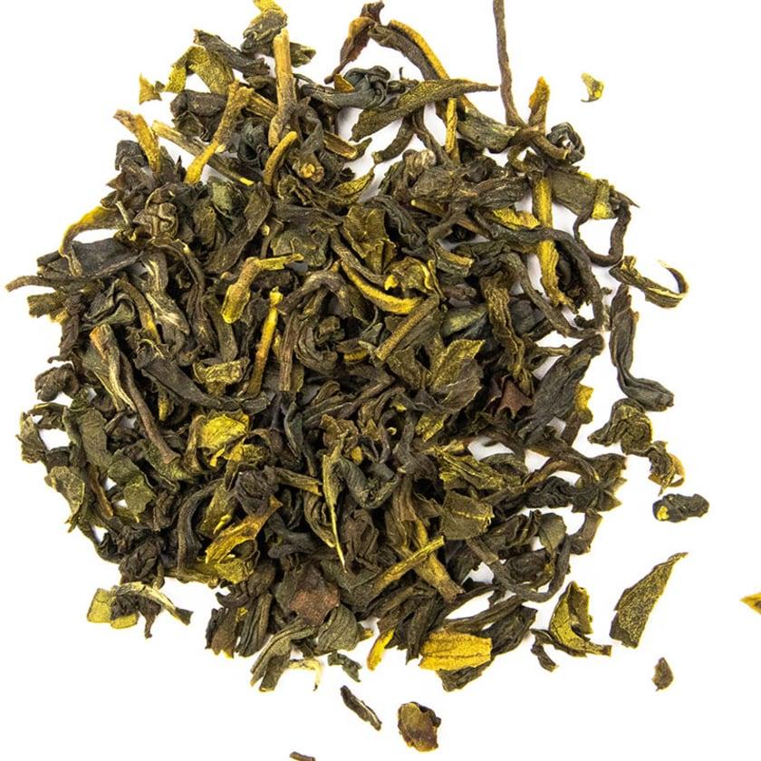 Schrader Grüner Tee Darjeeling Singtom SFTGFOP1 Bio 100g