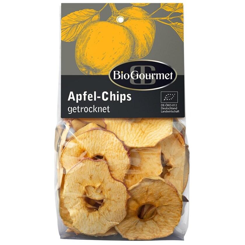 BioGourmet Apfel Chips Bio 75g
