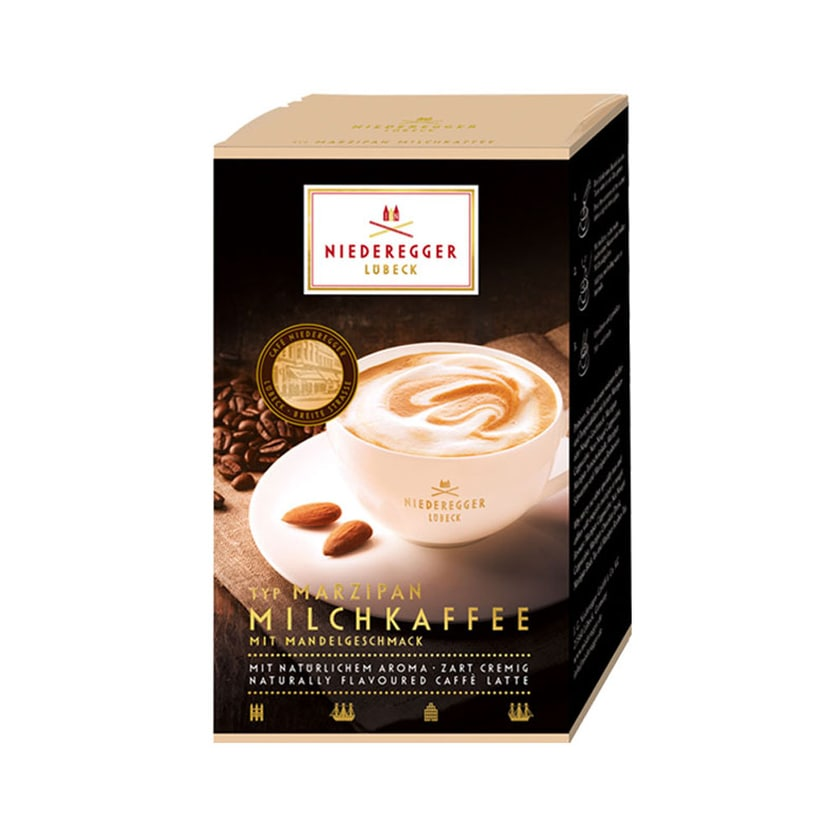 Niederegger Marzipan Milchkaffee 200g