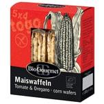 BioGourmet Maiswaffeln Tomate-Oregano Bio 100g