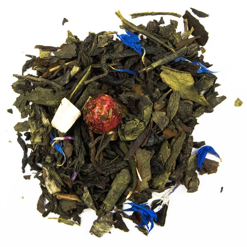 Schrader Ewiges Leben, Aromatisierter Grüner Tee 100g
