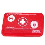PETEX KFZ Verbandtasche rot 2014 Neufassung DIN 13164-B Auto PKW Verbandkasten Erste Hilfe