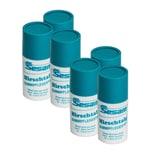 Sesam 6x Hirschtalgstift 25 ml Pflegestift für Gummidichtungen Türdichtungen Fensterdichtungen PKW Haus usw. bis -20 Gra