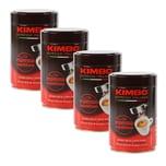 Kimbo Napoletano gemahlener Espresso in der Dose 4x250g (1kg)