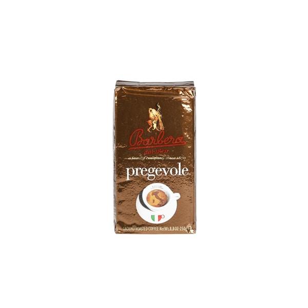 Barbera Caffè Pregevole Gemahlen 250g