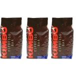 Kimbo Extreme, Espressobohnen, 3kg (3x 1kg)