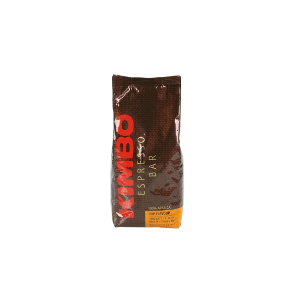 Kimbo Top Flavour Espressobohnen 1kg