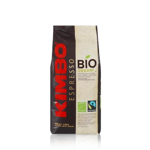 Kimbo Bio Fairtrade Espressobohnen 1kg