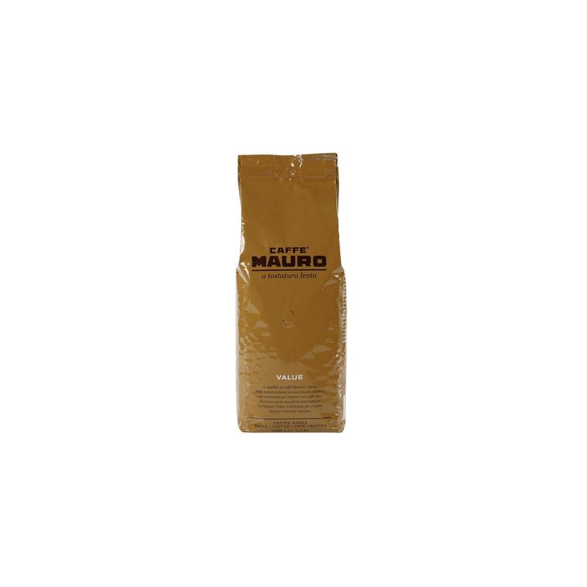 Caffe Mauro Value Vending Espressobohnen 1kg