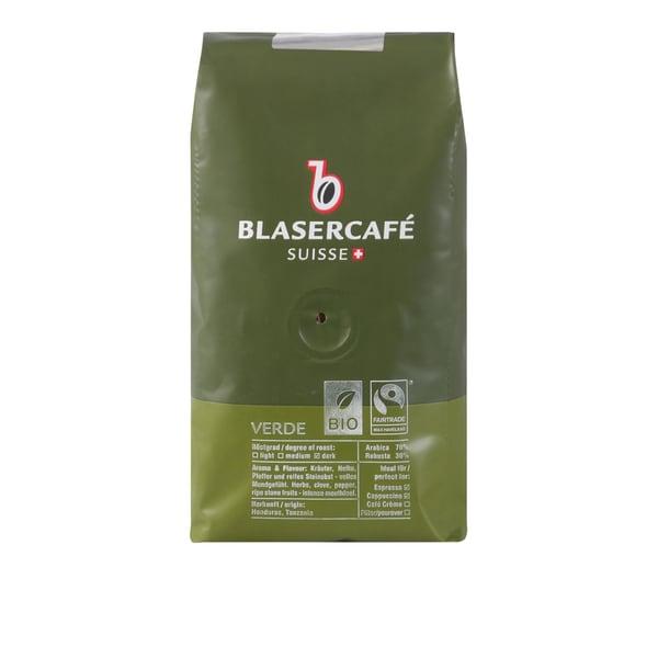 Blasercafè Pura Nature Bio & Fairtrade Kaffeebohnen 250g