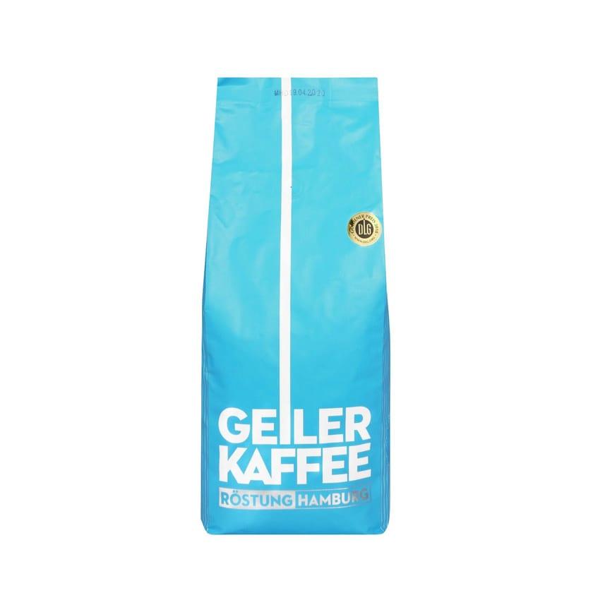 Geiler Kaffee Röstung Hamburg Espressobohnen 1kg