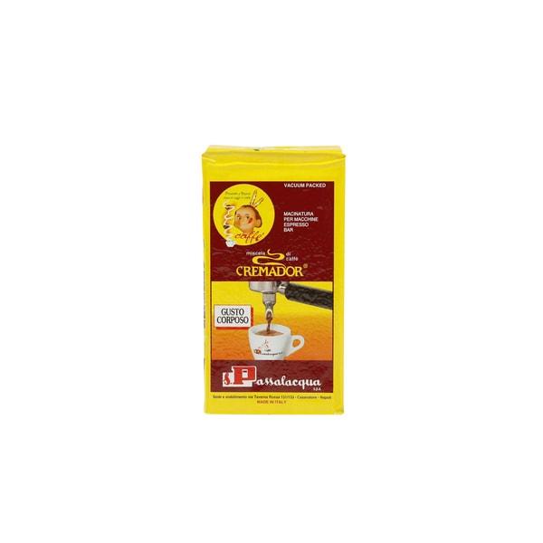Passalacqua Cremador Gemahlener Kaffee 250g