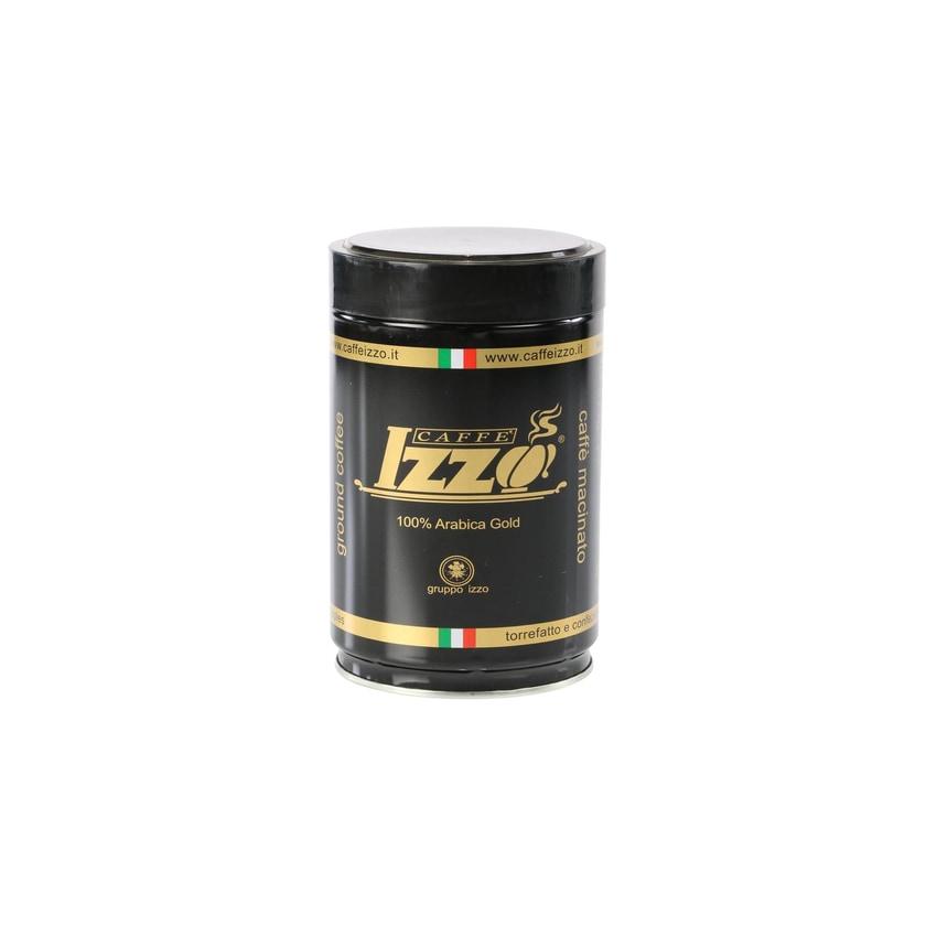 Izzo Espresso Arabica Gold Gemahlener Espresso 250g