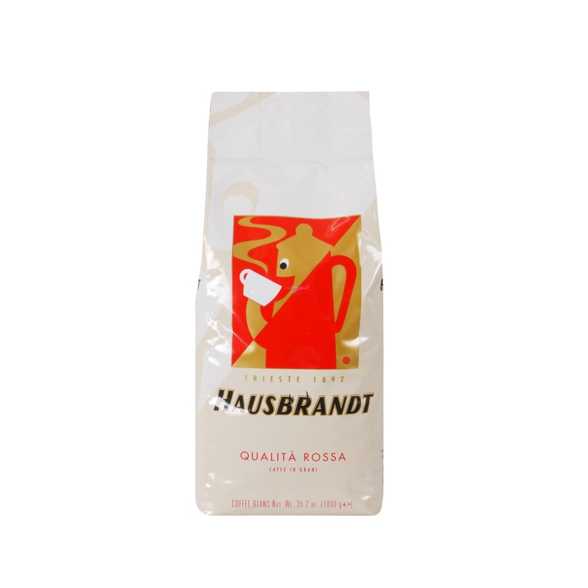 Hausbrandt Caffé Rossa Kaffeebohnen 1kg