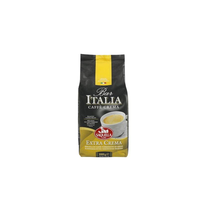 Saquella Caffé Bar Italia Extra Crema Espressobohnen 1kg