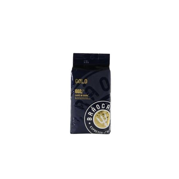 Brao Caffé Gold Ganze Bohnen 1kg