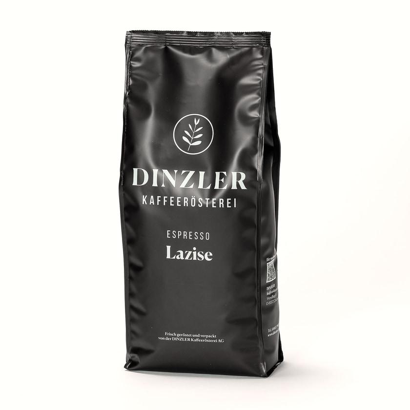Dinzler Kaffeerösterei Espresso Lazise Ganze Bohnen 1kg